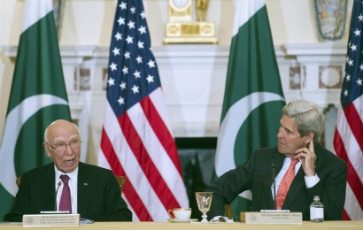 Pakistan's Sartaj Aziz Admits Taliban Leaders Are Living There
