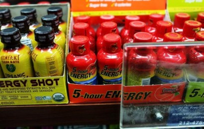 College Bans Energy Drinks for Contributing to 'High-Risk Sexual Activity'