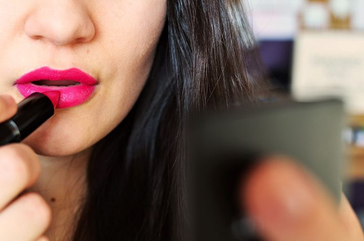 How to Change your Look with Lipstick